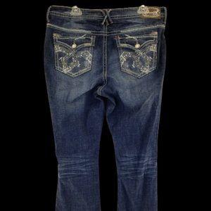 Hydraulic Jeans  Bailey Women's  embellished  pock